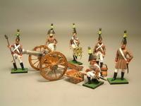 Артиллерийский набор (Пруссия и Австрия)